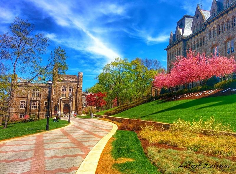 Linderman Library Lehigh University